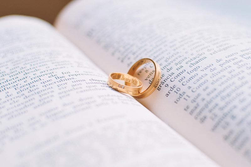 Origin of wedding rings