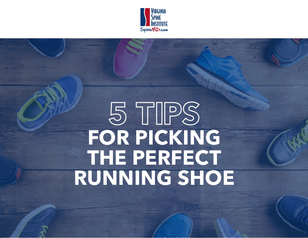 Tips for Picking the Perfect Running Shoes