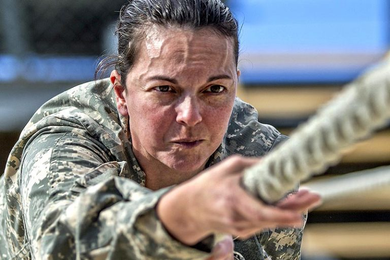 The Benefits Of A Military Workout Routine