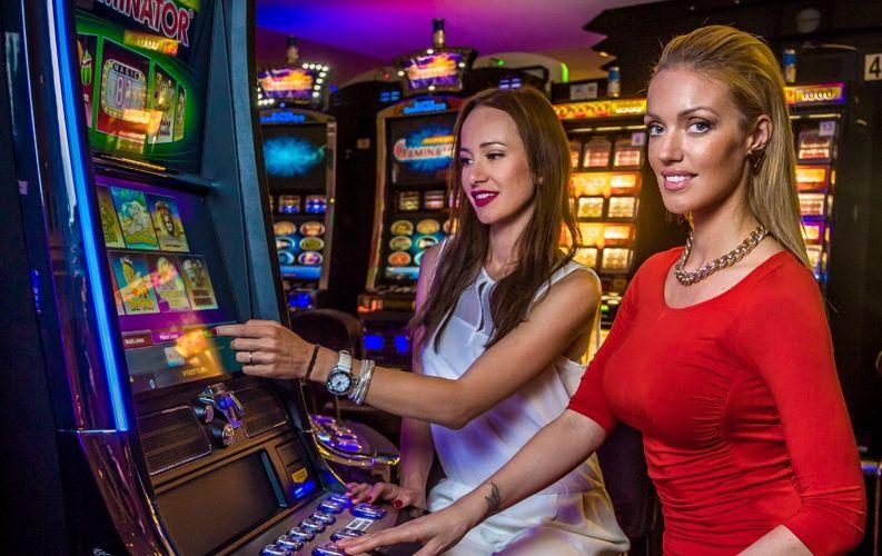 Women Play Various Games