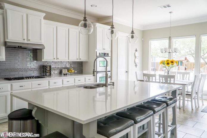 This Studio Kitchen Has a Smart and Surprising Hidden Feature