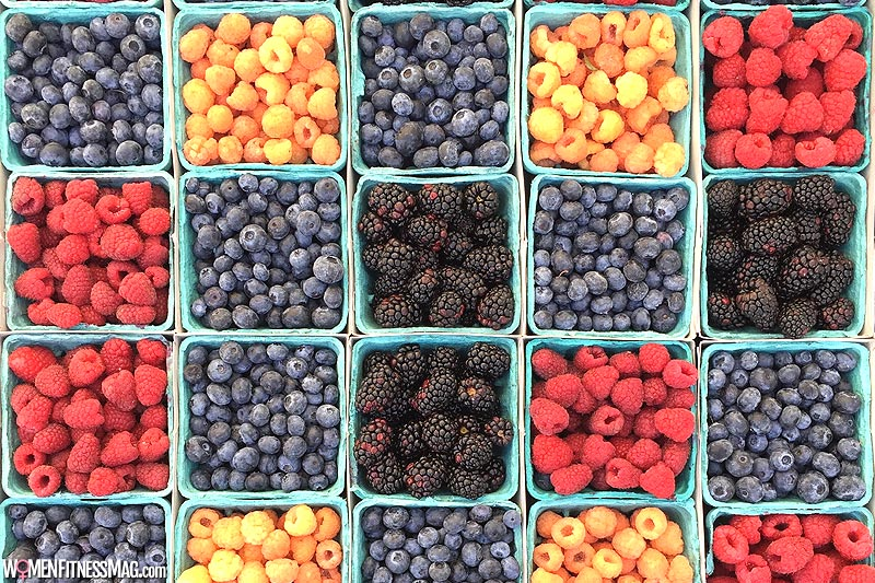 Eat Berries to Improve Your Chances of Conception