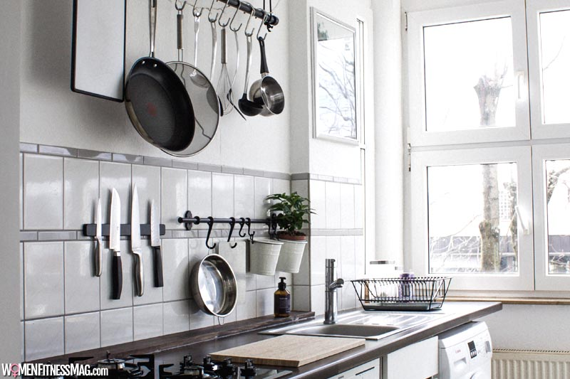Functional accessories in Kitchen