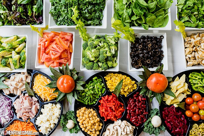 Eat Plenty of Leafy Greens