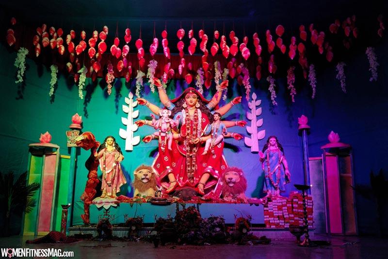 Visit Kolkata during Durga Pujo
