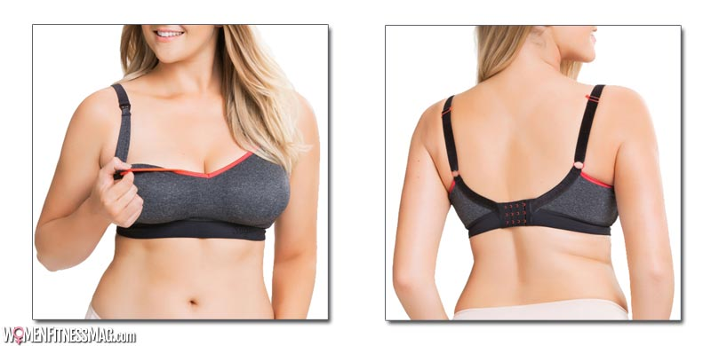 What are the advantages of a nursing bra?