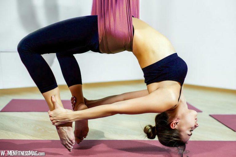 7 Surprisingly Big Benefits of Aerial Yoga