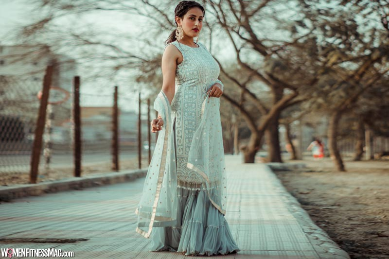 Indian suit with Palazzo