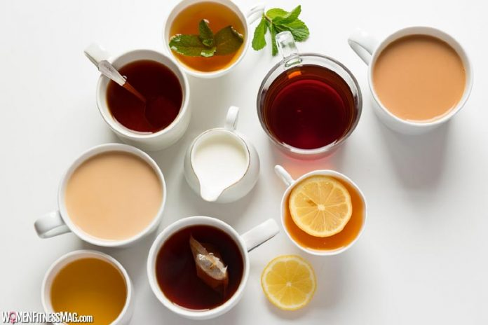 Skincare Wonders With Camomile and Oolong Tea