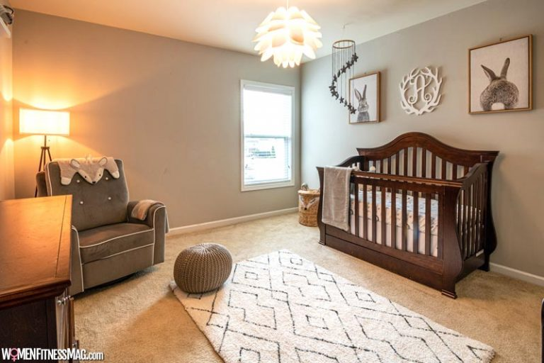 Designing a Safe and Cozy Baby Room