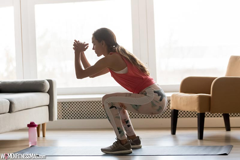 Exercises you can do without any equipment