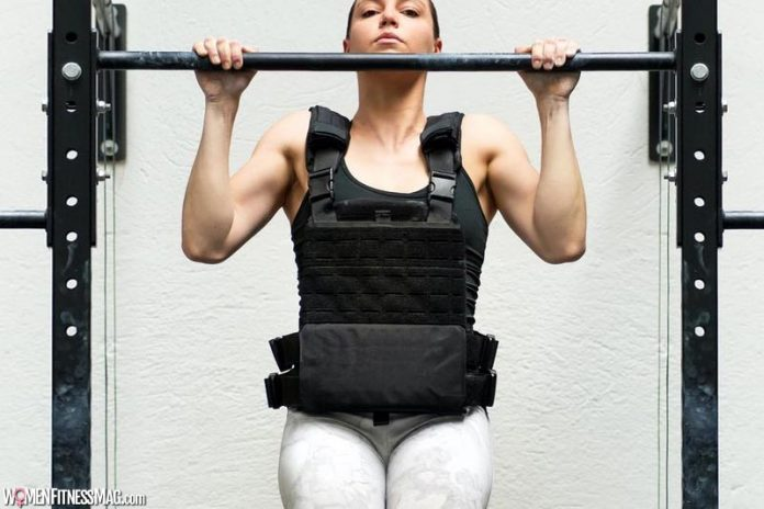 Get Hot Body by Exercising in Weighted Vests