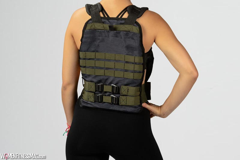 Wear Vest for Lifted Buttocks