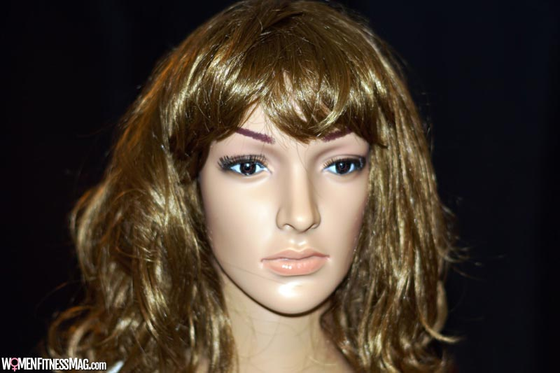 Wigs come in several different styles