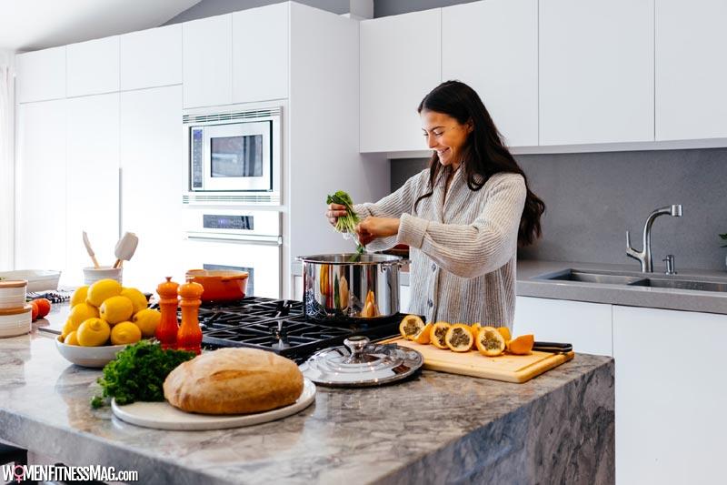 Maintain kitchen Hygiene
