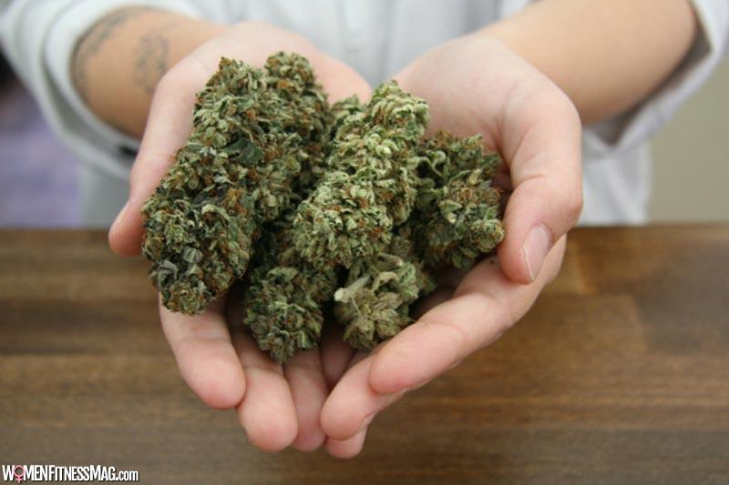 Who can order marijuana online