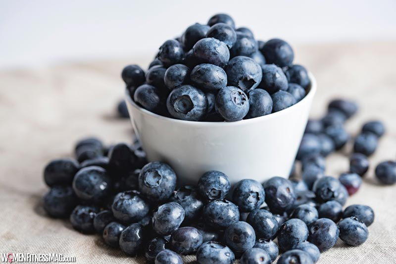 Berries – Low-Calorie Nutrient Source