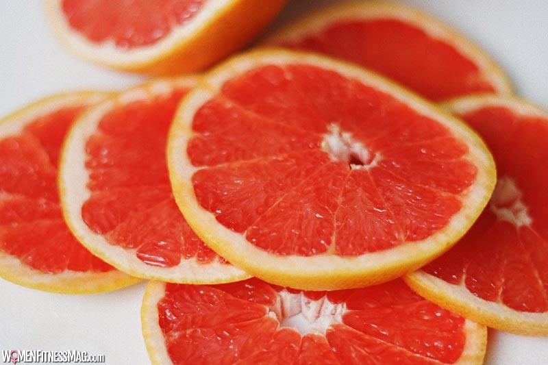 Grapefruit – Rich Source of Vitamin C
