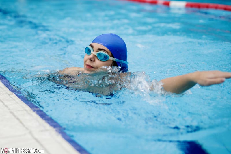 HIIT and swimming
