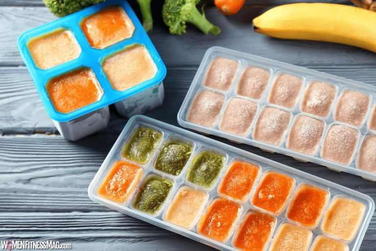 How To Buy The Best Baby Food And Breast Milk Freezer Tray