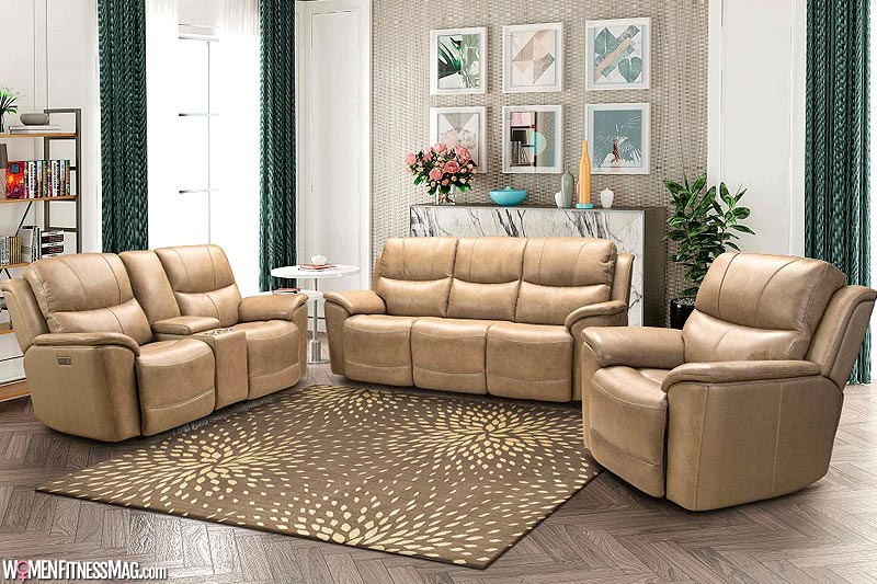 The BarcaLounger chairs boast of comfort, luxury, and style