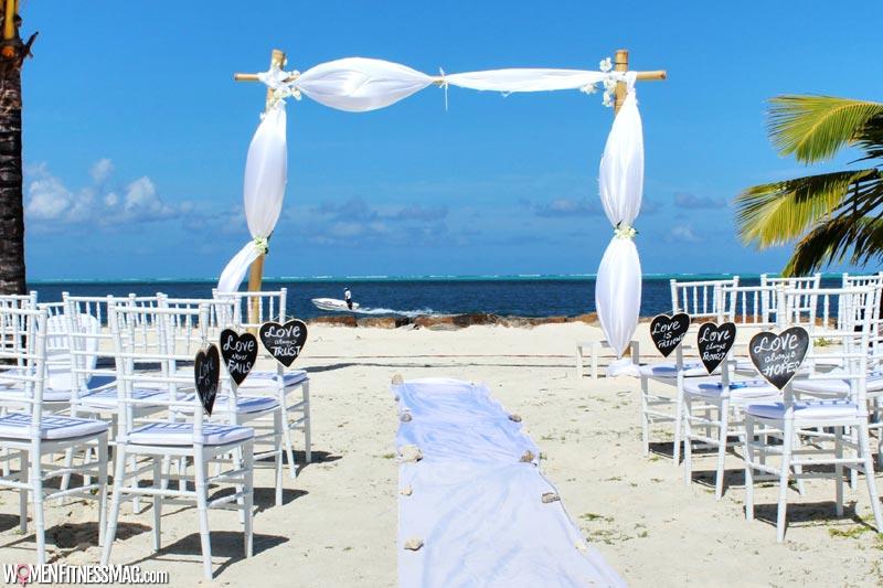 The BeachFront Wedding