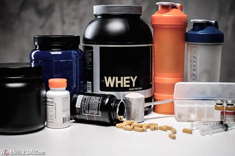 buy a sports supplement