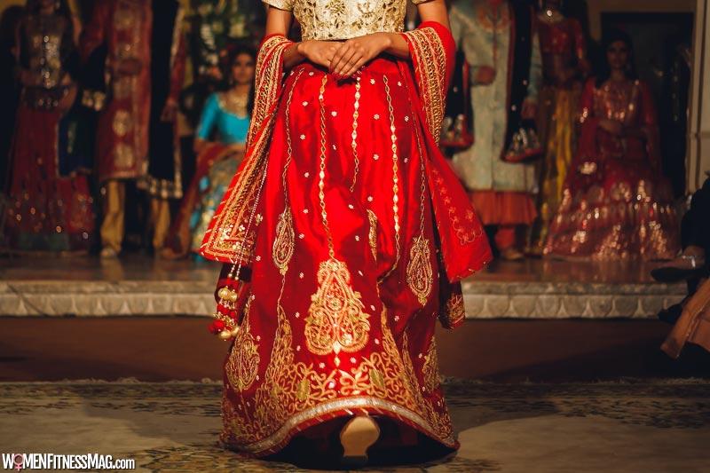 Ethnic Skirt - Ethnic Wardrobe Essentials for Indian Women