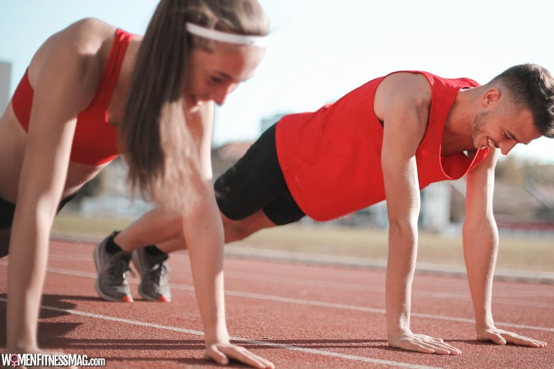 Finding a training partner
