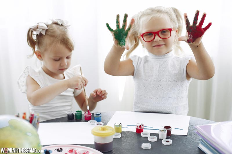 Organize Playdates with Kids from Schools