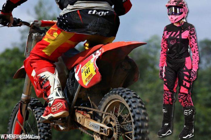 Women's & Girls Dirt Bike Motocross Pants Tips