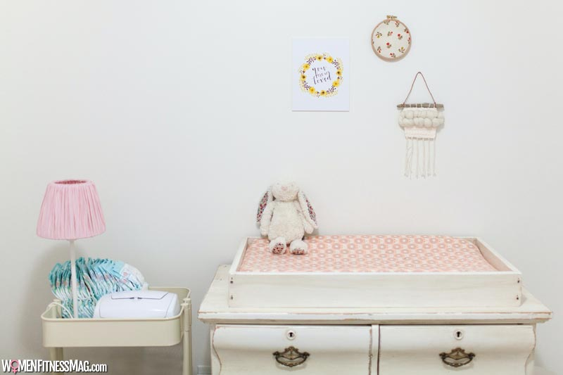 Diapering must-haves