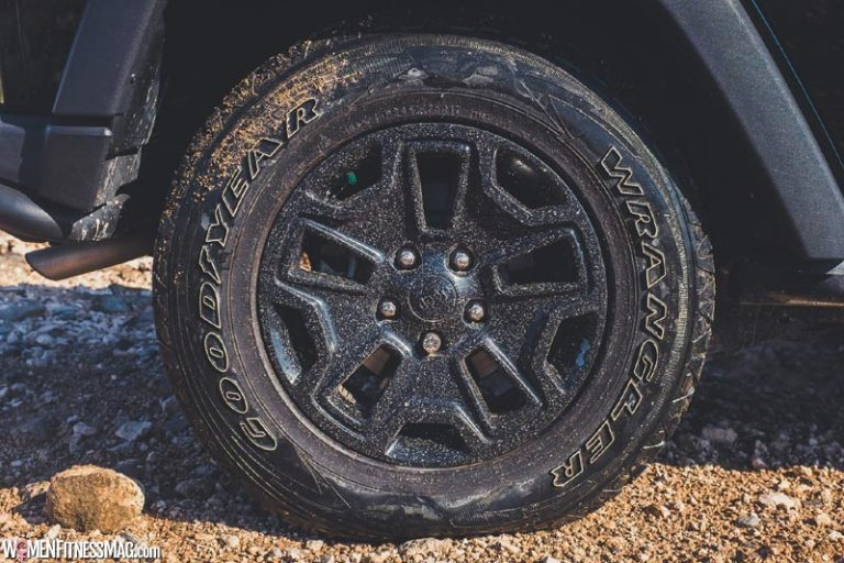 How to Put Air in Tires Special Tips For Women