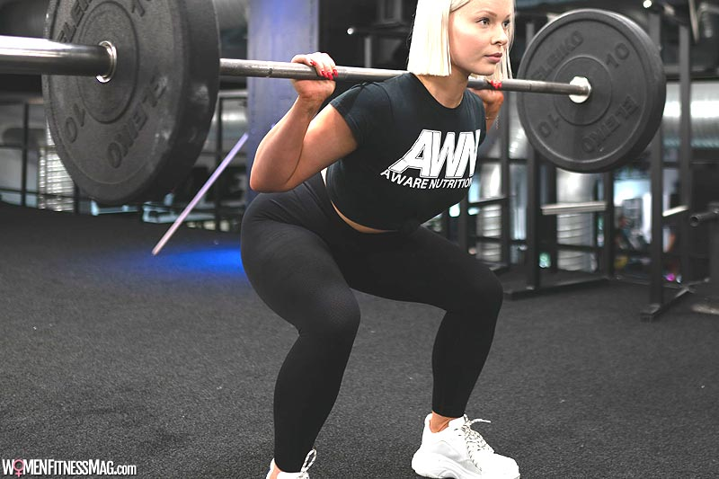 Leggings supports endurance during high-intensity workouts