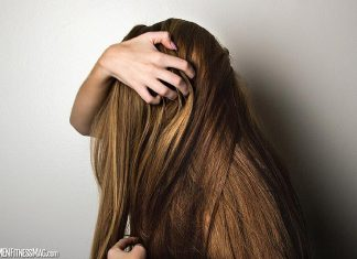 Mesmerizing Balayage Highlights with Clip-In Hair Extensions