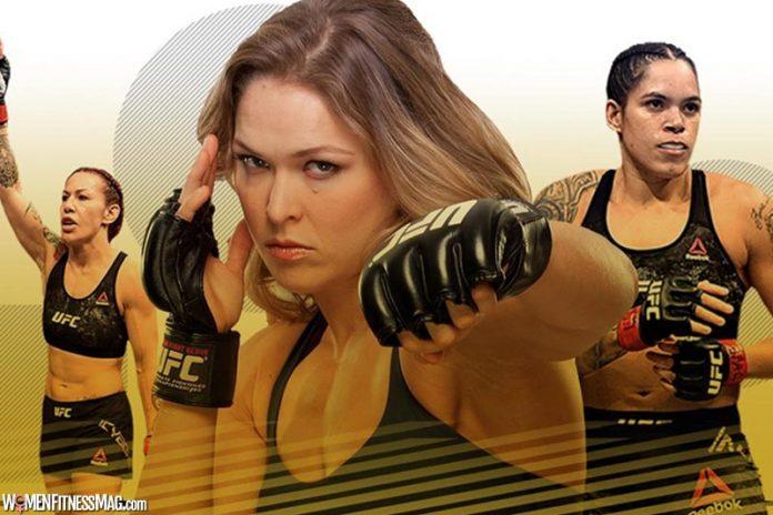 The Evolution of Women's MMA