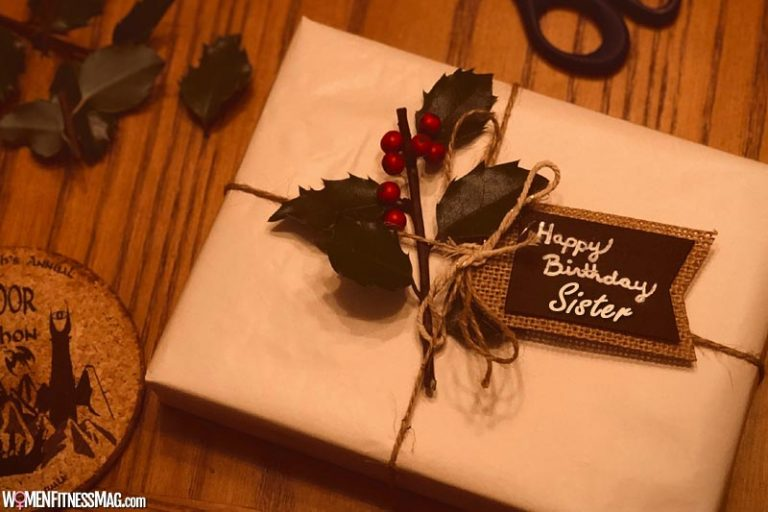 14 Most Awesome Birthday Gift Ideas For Sister