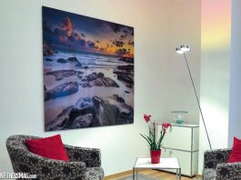 How Breathtaking Large Canvas Prints Can Become the Focal Point of Any Room
