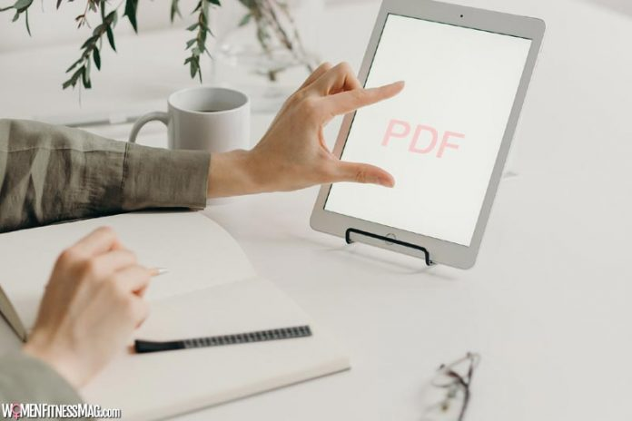 Electronic Files: 4 Online PDFBear Tools You'll Need to Manage Your PDF Files