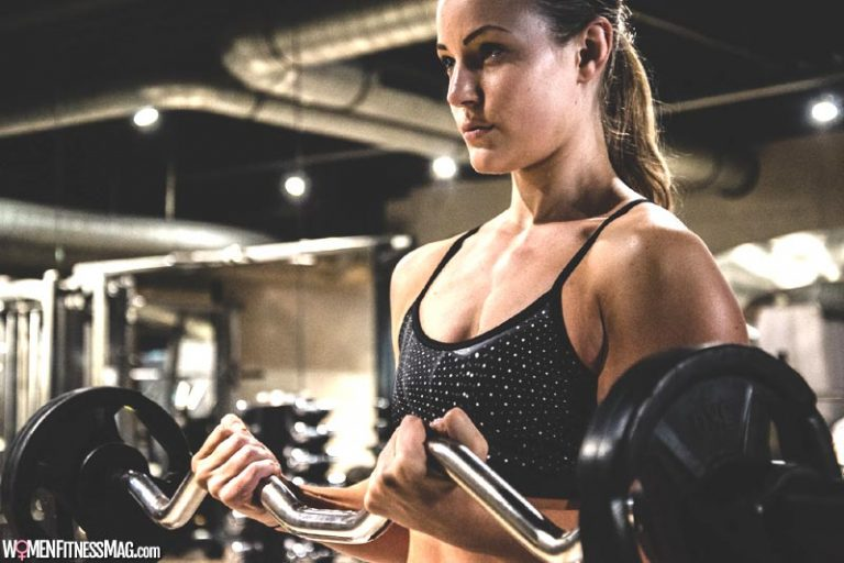 Benefits Of Weight Training For Women
