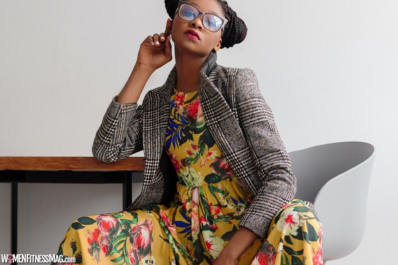 Floral prints can be of different styles