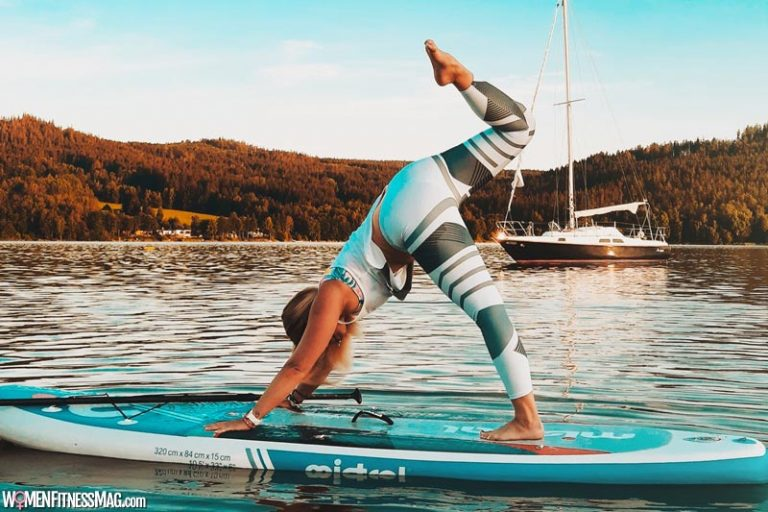 Why Stand Up Paddleboarding is a Great Workout