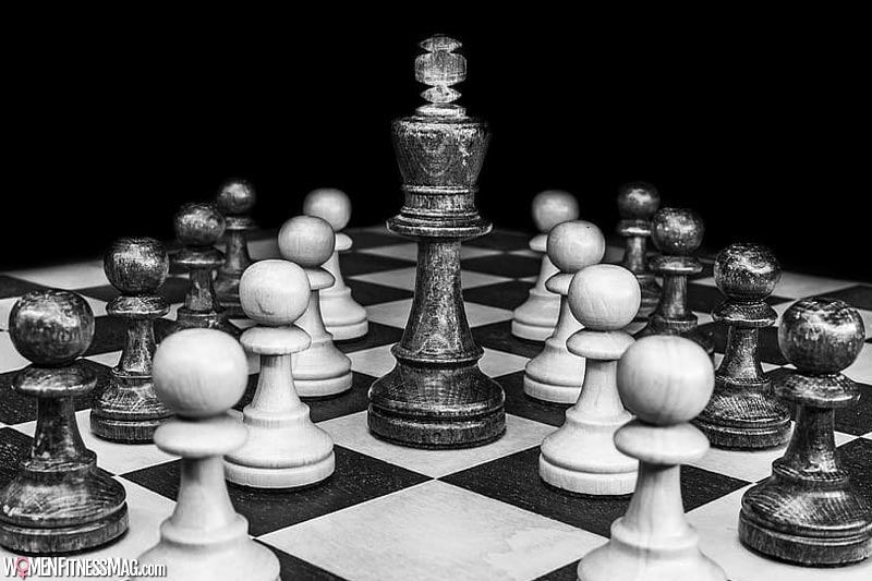 Classic games such as chess