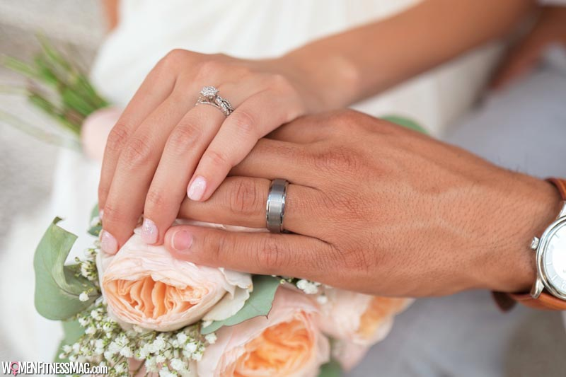 Picking out the perfect wedding ring