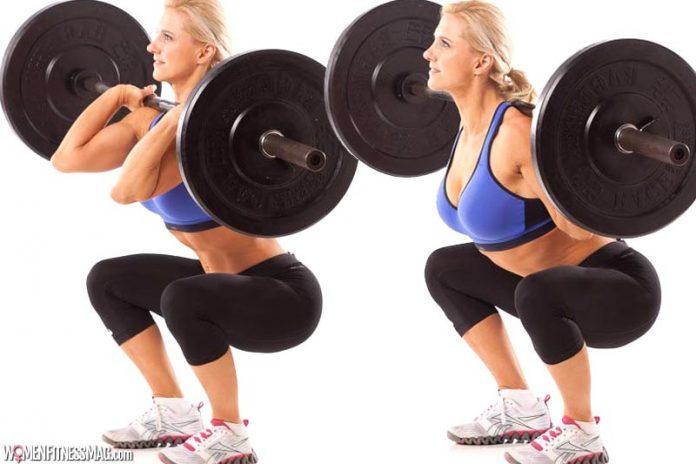 Barbell Front Squats Vs Barbell Back Squats