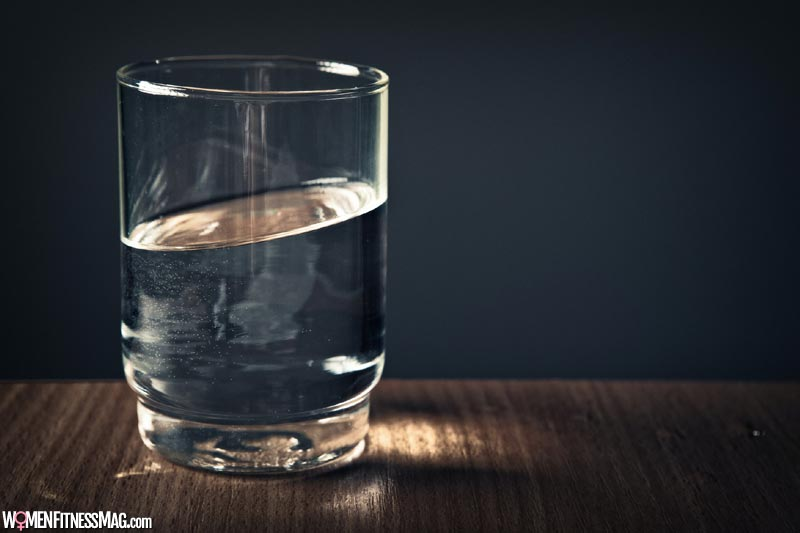 The hydrogen water can rebalance salts in the body