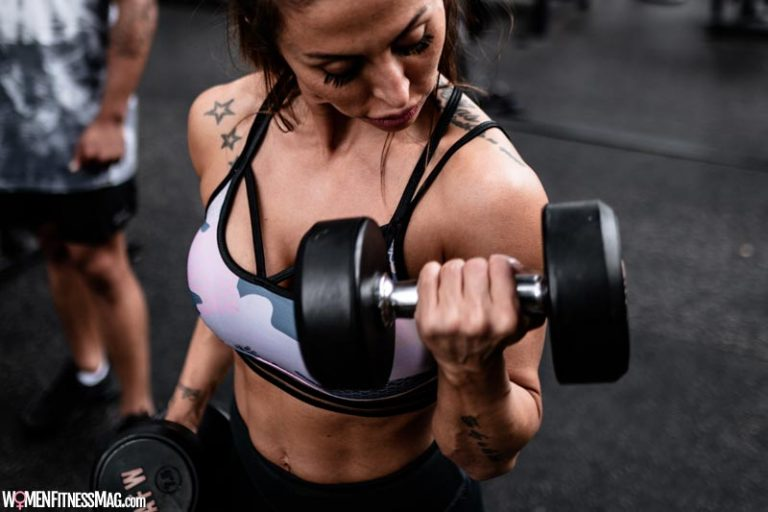 This Is How to Become a Female Bodybuilder