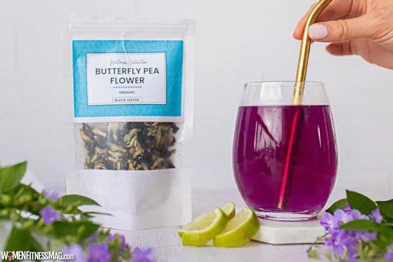 Butterfly Pea Flower Tea