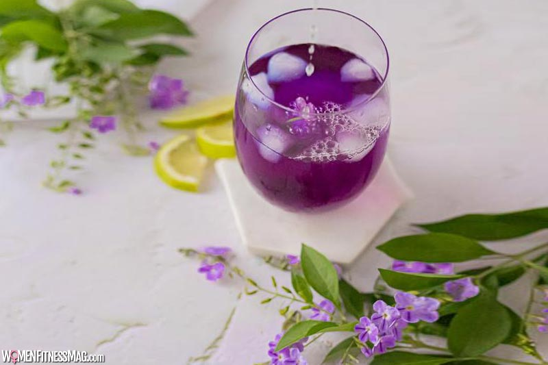 anti-inflammatory properties of butterfly pea tea
