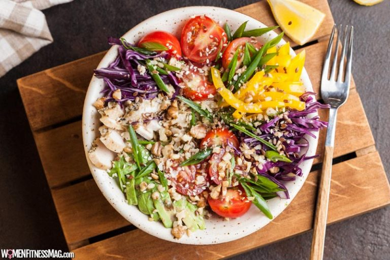 Easy, Healthy and Quick - How To Prepare Delicious Salads